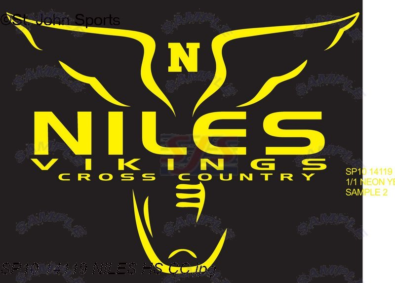 St. John Sports | Track and Cross Country T-Shirt Logos