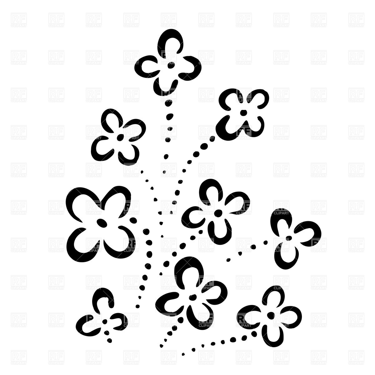 Simple Flower Designs Patterns Images amp Pictures Becuo