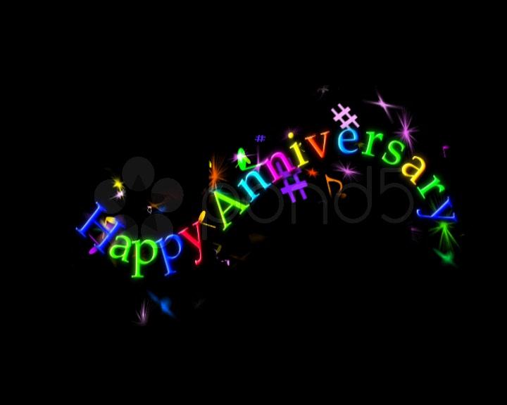 happy anniversary gif