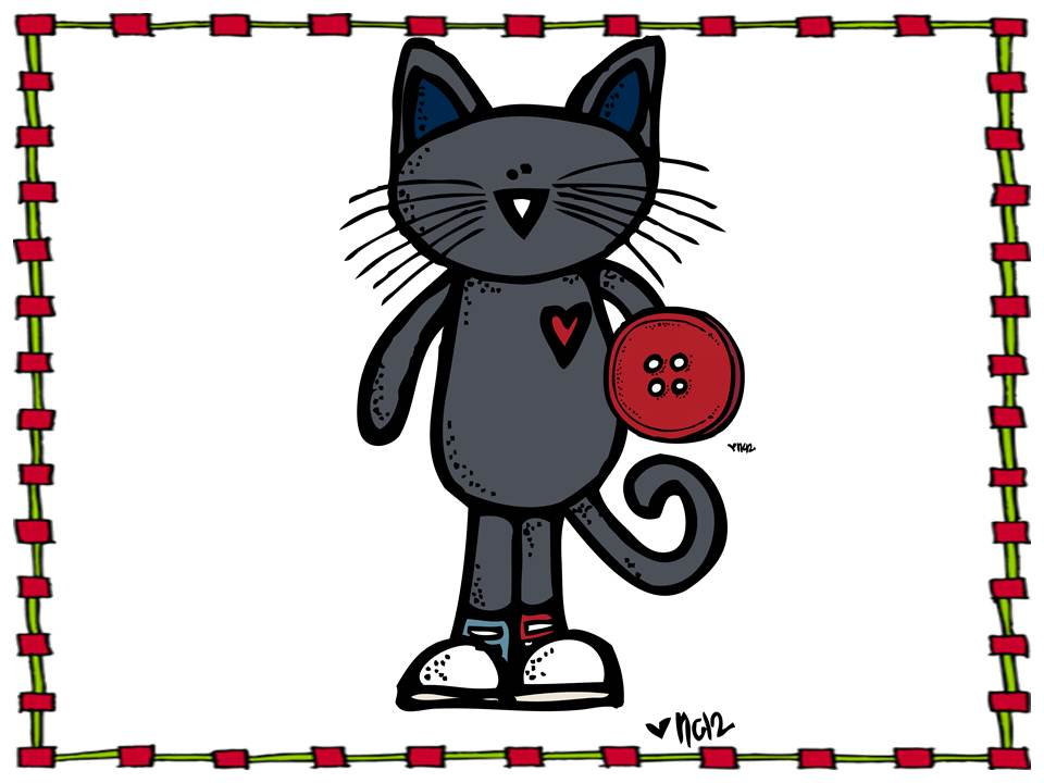 A Teacher's Touch: Pete the Cat Counts Buttons