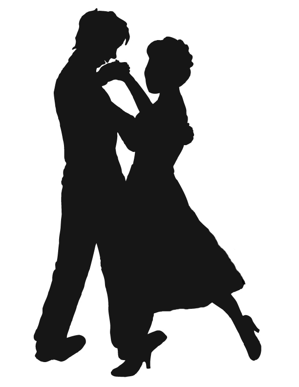 ballroom dancing clip art - photo #3
