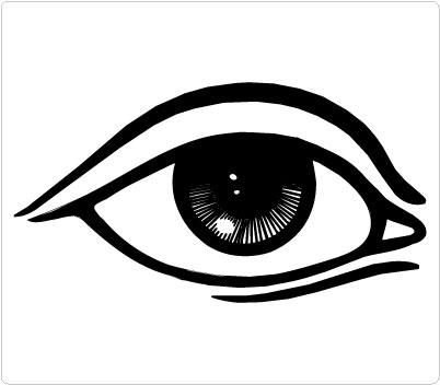 Black Eye Clip Art - Cliparts.co