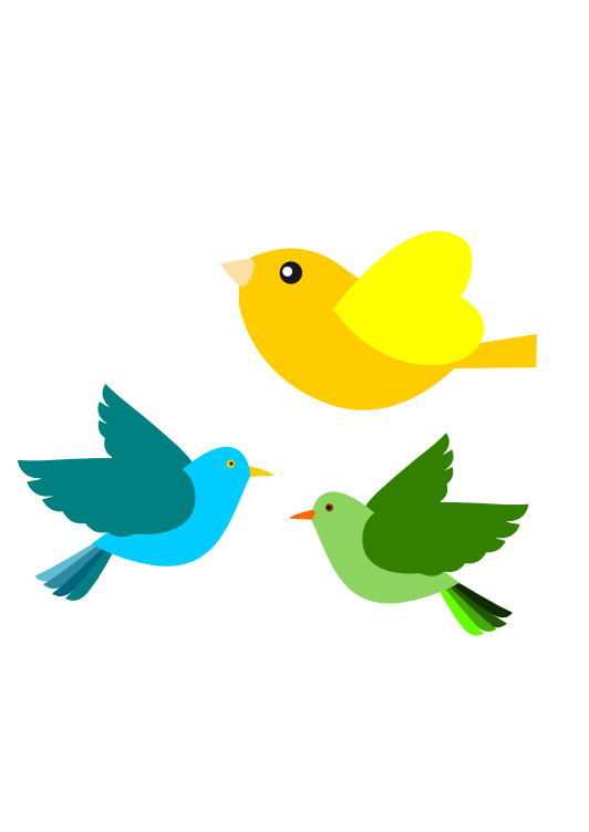 Bird Vector Art - Cliparts.co