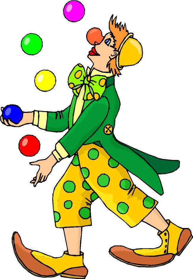 Clown Clip Art - Cliparts.co