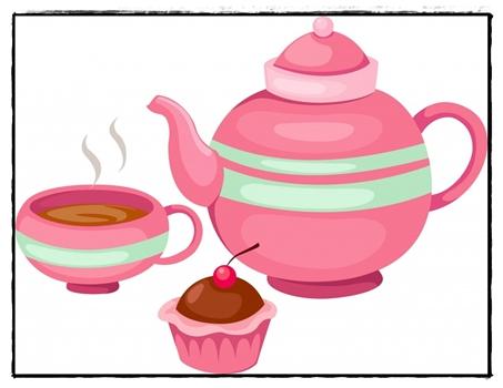 Tea Party Clip Art Free - Cliparts.co