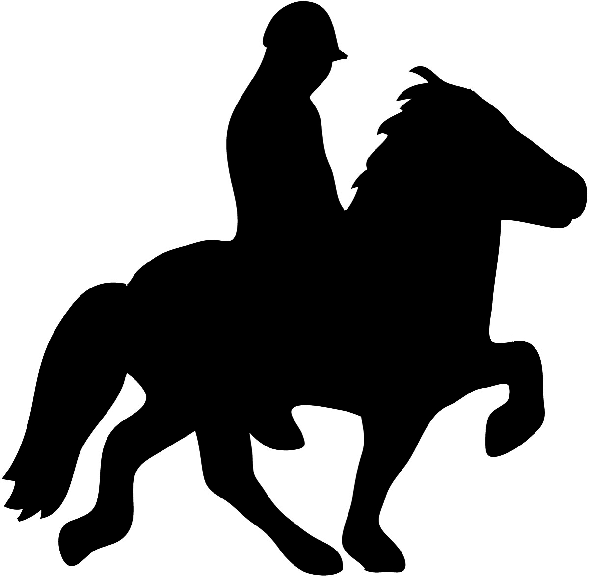 clip art dressage horse - photo #21