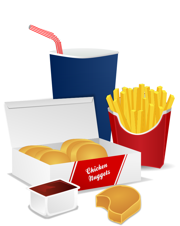 Fast Food, Breakfast, Croissant Clipart, vector clip art online ...