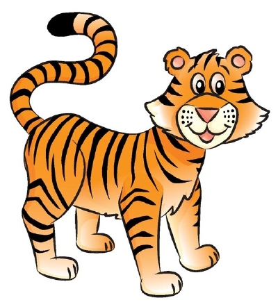 pictures of tigers to draw
