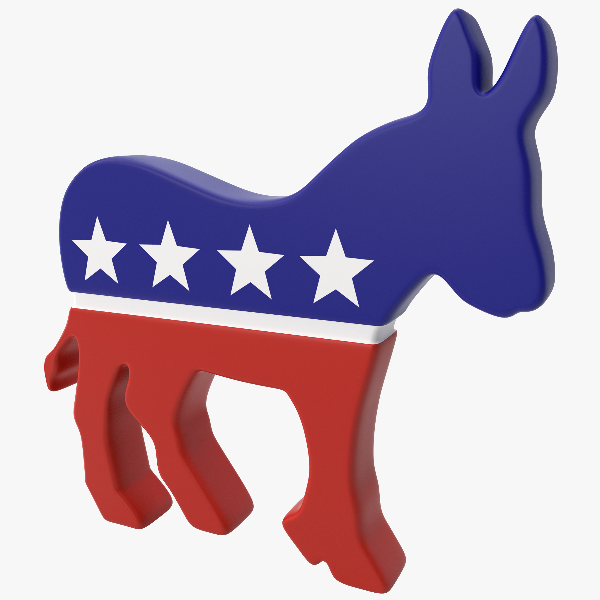 Democrat And Republican Symbol Democrat Symbol