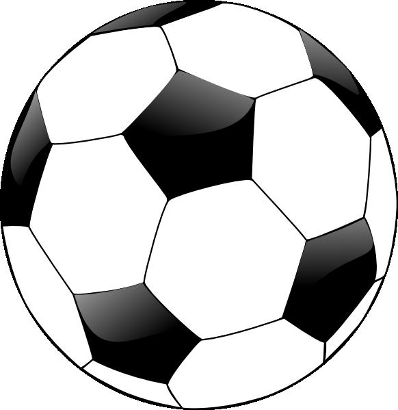 animated clip art of football - photo #3