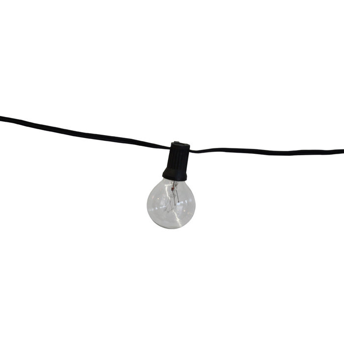 String Of White Lights Clipart : Jet String Lights - 48 With 24 Bulbs At Brookstone Buy Now! - Cliparts.co
