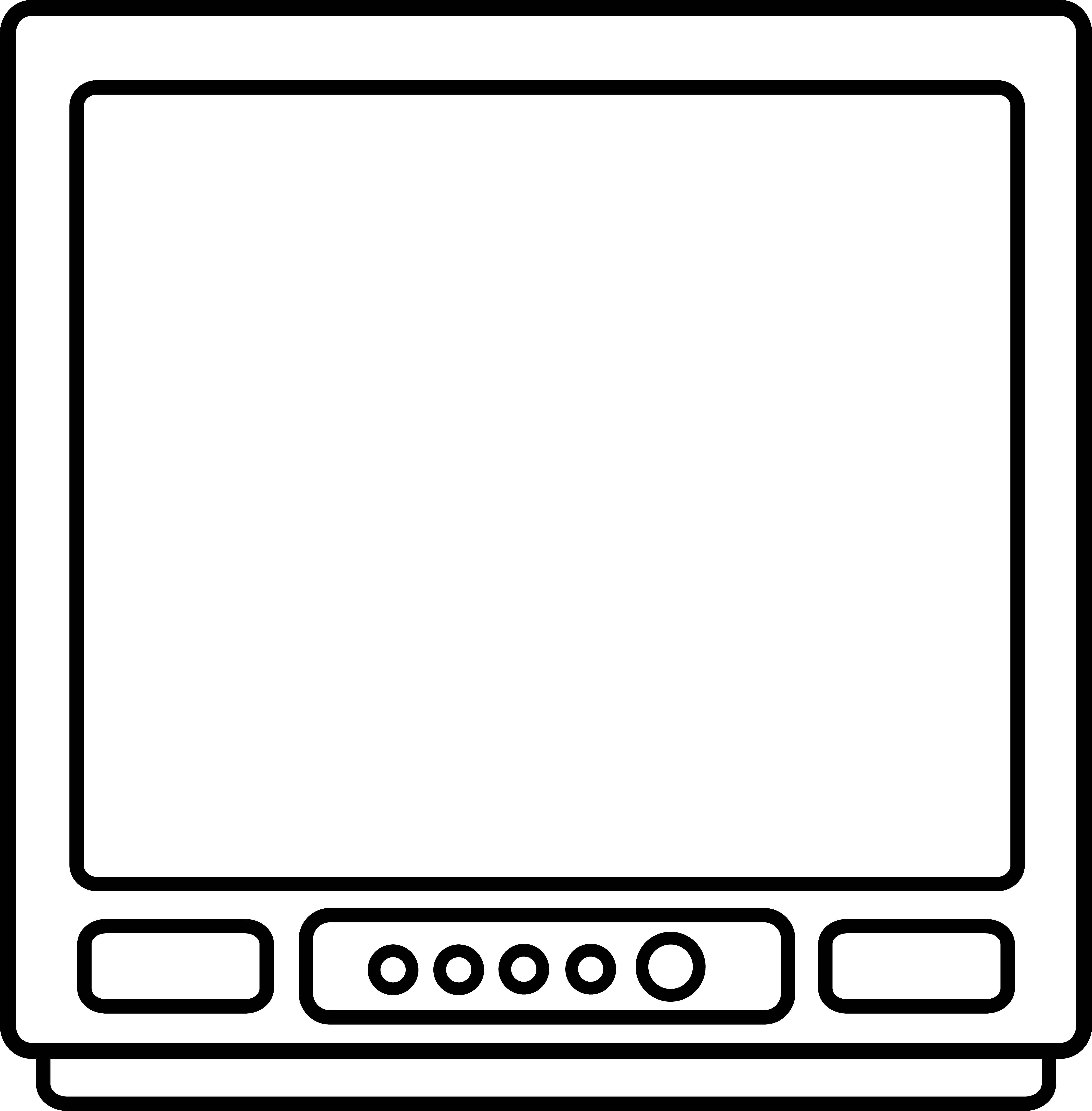 appliances television coloring pages - photo #23