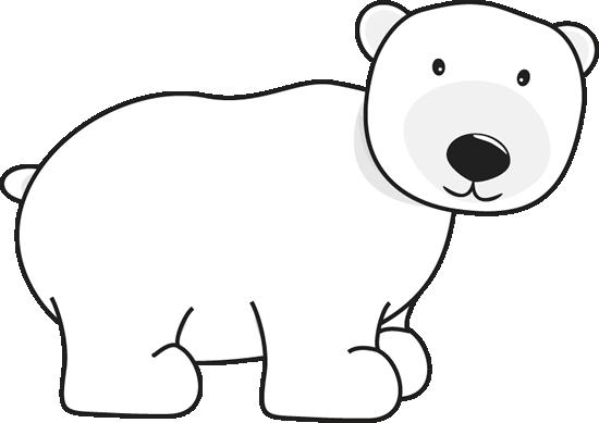 Free Polar Bear Clipart - Cliparts.co