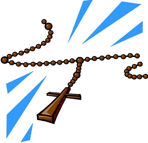 Rosary Clip Art - Cliparts.co