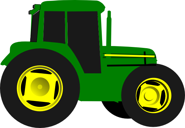 Cartoon Tractor - ClipArt Best