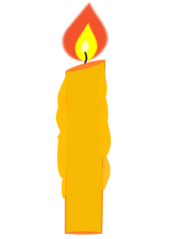 Candle FREE Birthday Clipart | Birthday Clipart Org