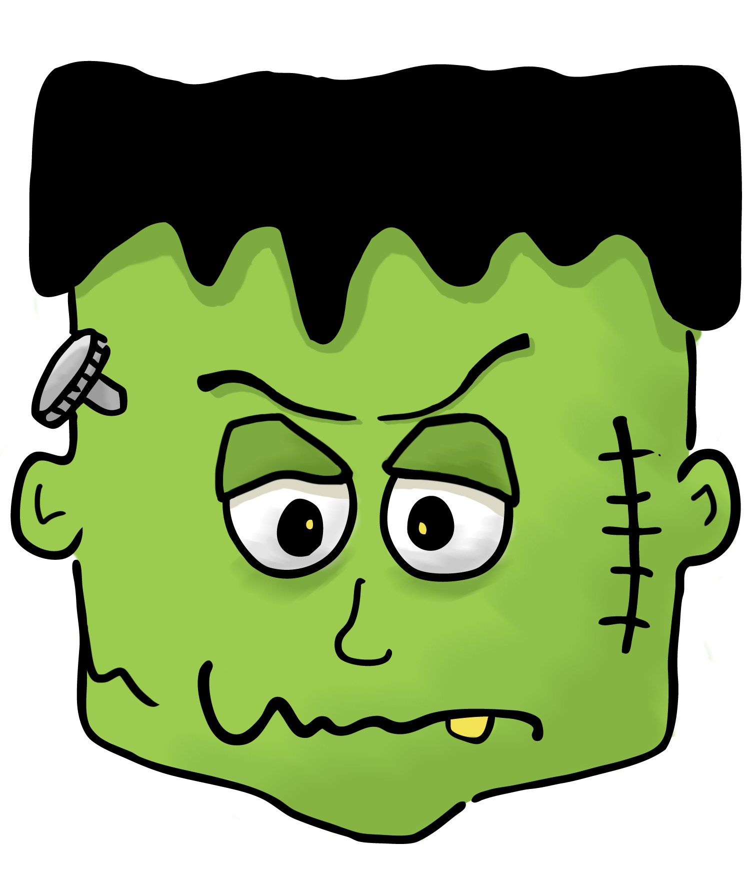 Frankenstein Clip Art - Cliparts.co