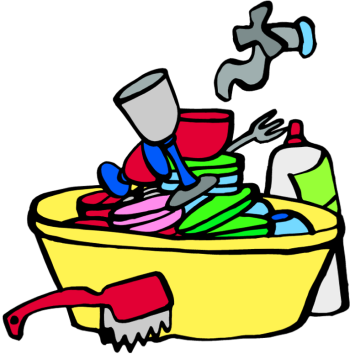 Dirty Dishes Clipart - Cliparts.co