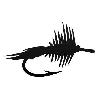 Fly fishing graphics for Free fishing decals