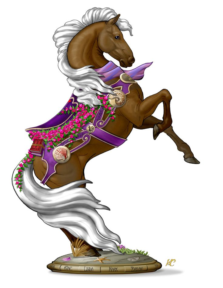 Carousel Horse Clip Art - Cliparts.co