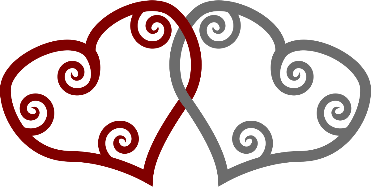 free cross and heart clipart - photo #26