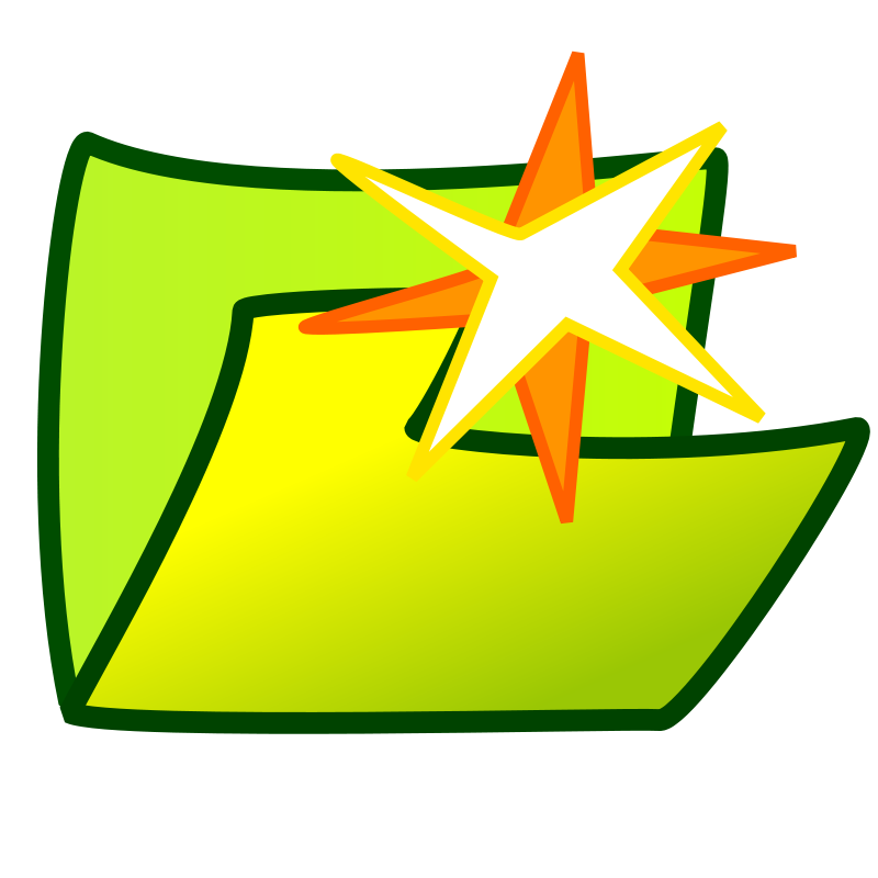 Folder New Clip Art Download - Cliparts.co