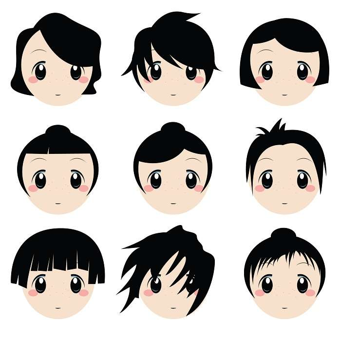 Cartoon Hair Stylist Cliparts Co