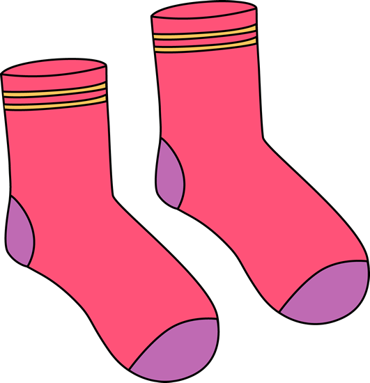 Sock Clip Art - Cliparts.co