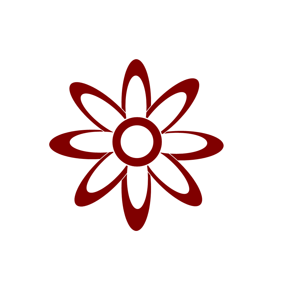 Free Flower Clipart Black And White Cliparts