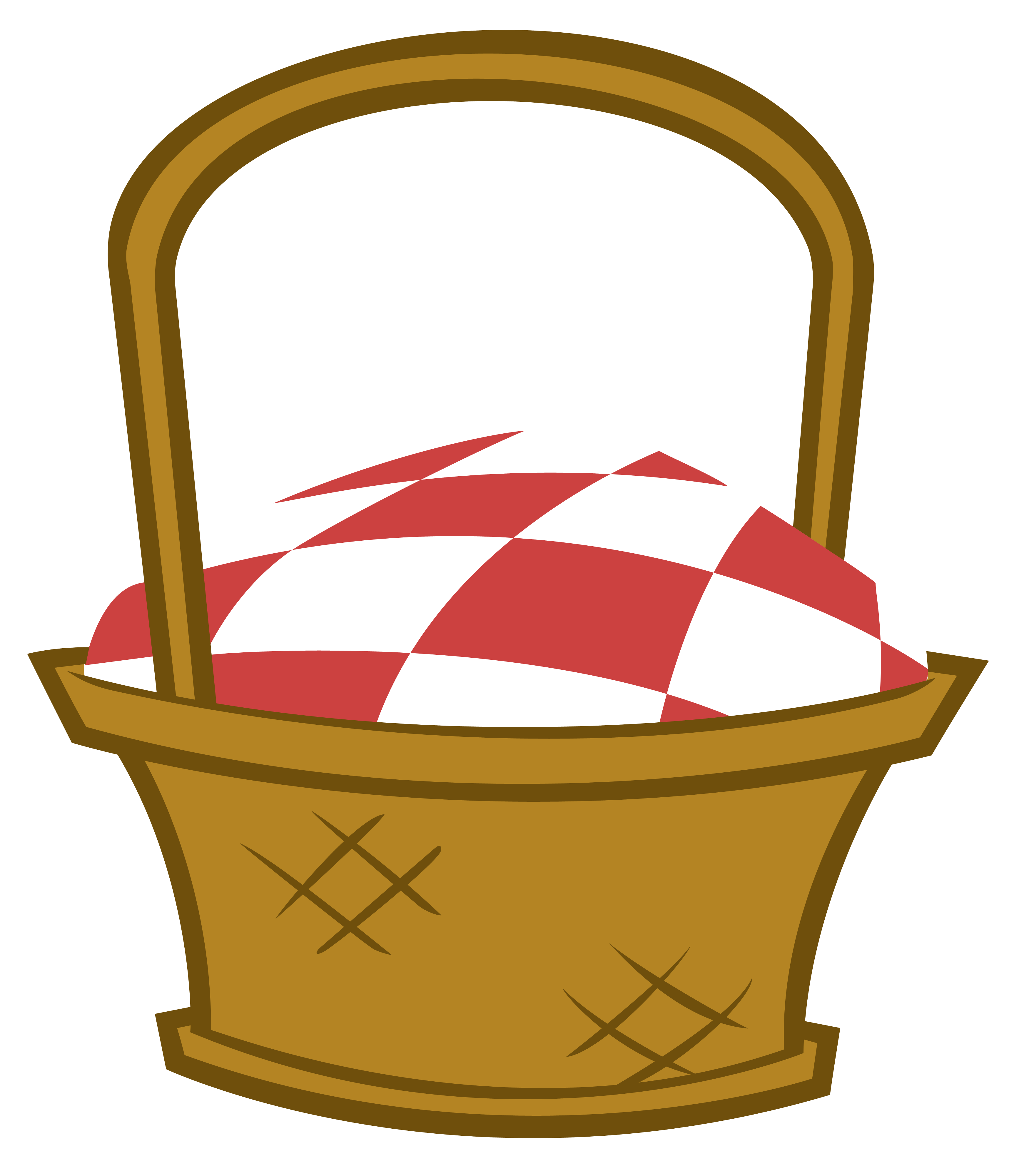 Picnic Basket Clipart Black And White | Clipart Panda - Free ...