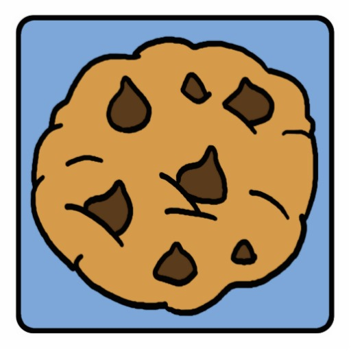 eatingrecipe.com Cute Chocolate Chip Cookie Clipart
