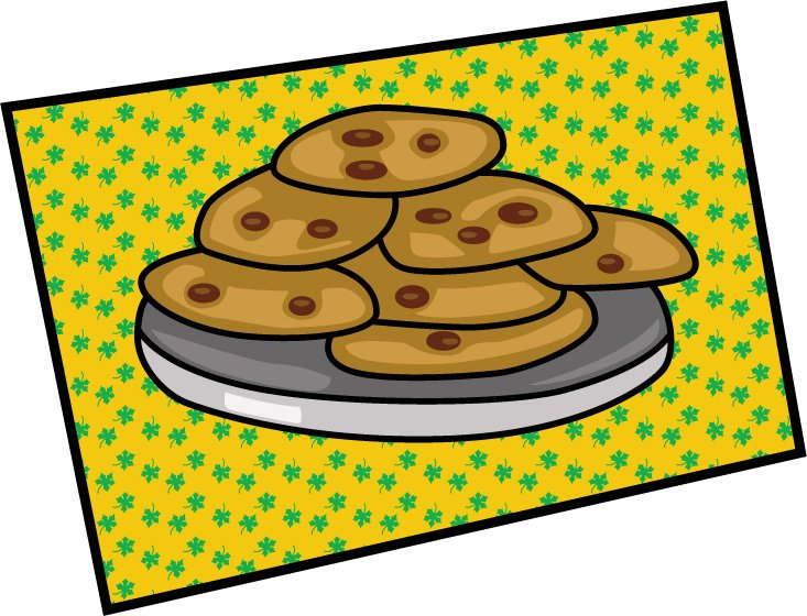 Chocolate Chip Cookie Clipart | Clipart Panda - Free Clipart Images