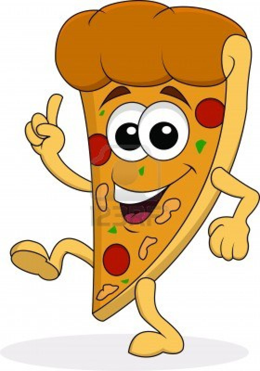 Images For > Cartoon Pizza Man