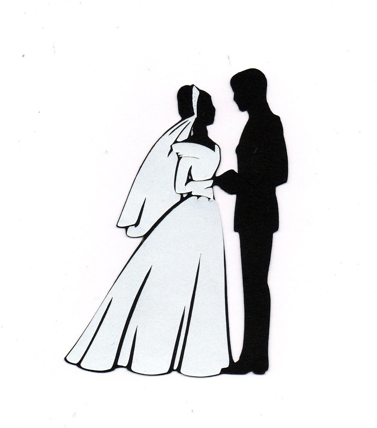 Bride And Groom Pictures - Cliparts.co