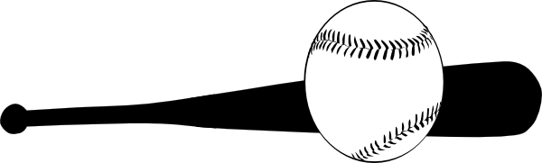Picture Of Baseball Bat And Ball Cliparts Co
