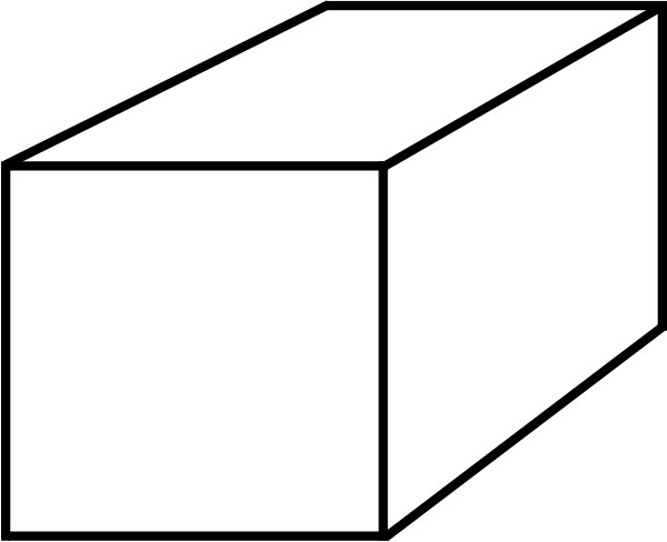 Rectangular Prism Clip Art - Cliparts.co