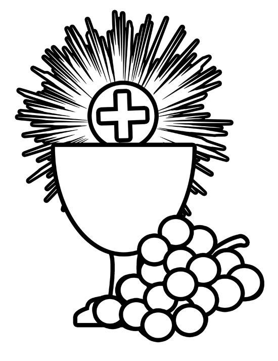 Communion Pictures Clip Art