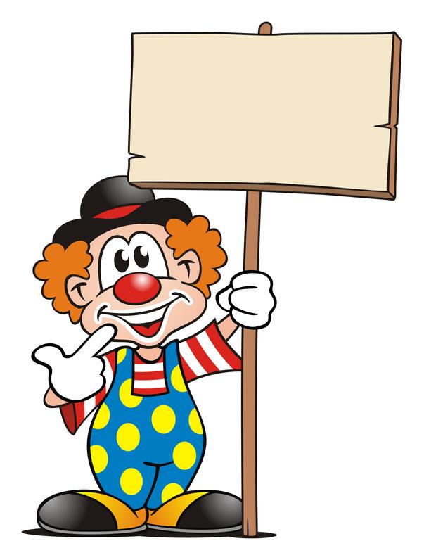 clipart kostenlos clown - photo #11