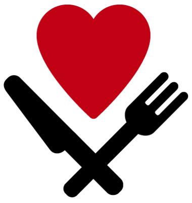 Valentine s day in durham heart fork and knife carpe durham