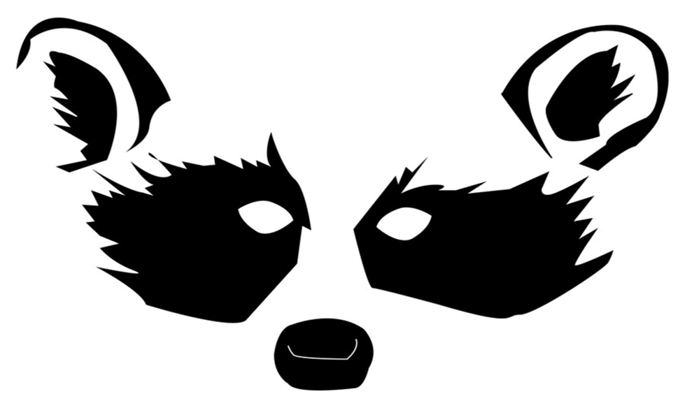 Pictures Of Nocturnal Animals - Cliparts.co Raccoon Face Clip Art