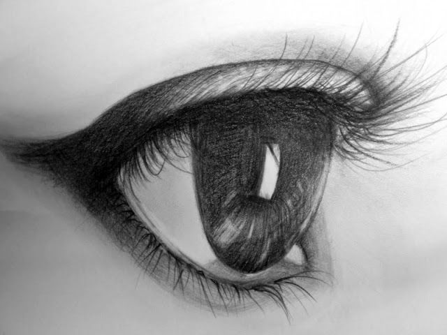 Easy Art On Pinterest Pencil Drawings Eye And Sketches Cliparts Co