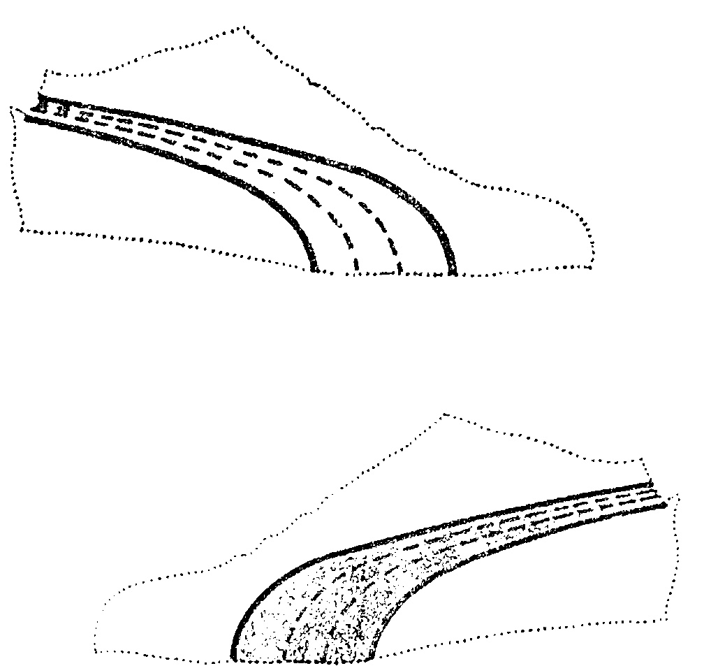 Outline Of Shoe - Cliparts.co