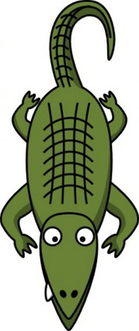 Alligator Clip Art - Cliparts.co