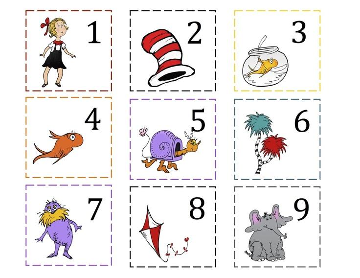 Preschool Printables: Dr. Seuss Vintage Clip Art Pinterest - Cliparts.co