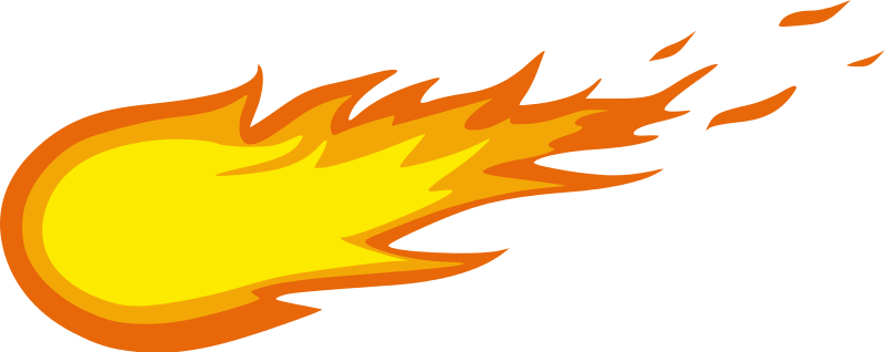 Fireball Clipart - Cliparts.co