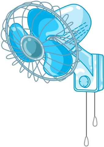 Ceiling Fan Clipart