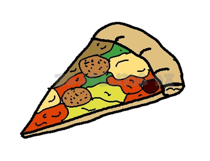 cheese pizza clipart free - photo #25