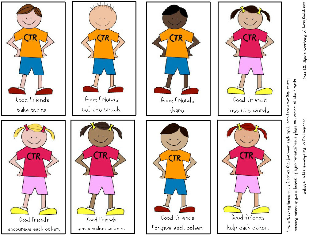 Lds Primary Clipart | Clipart Panda - Free Clipart Images
