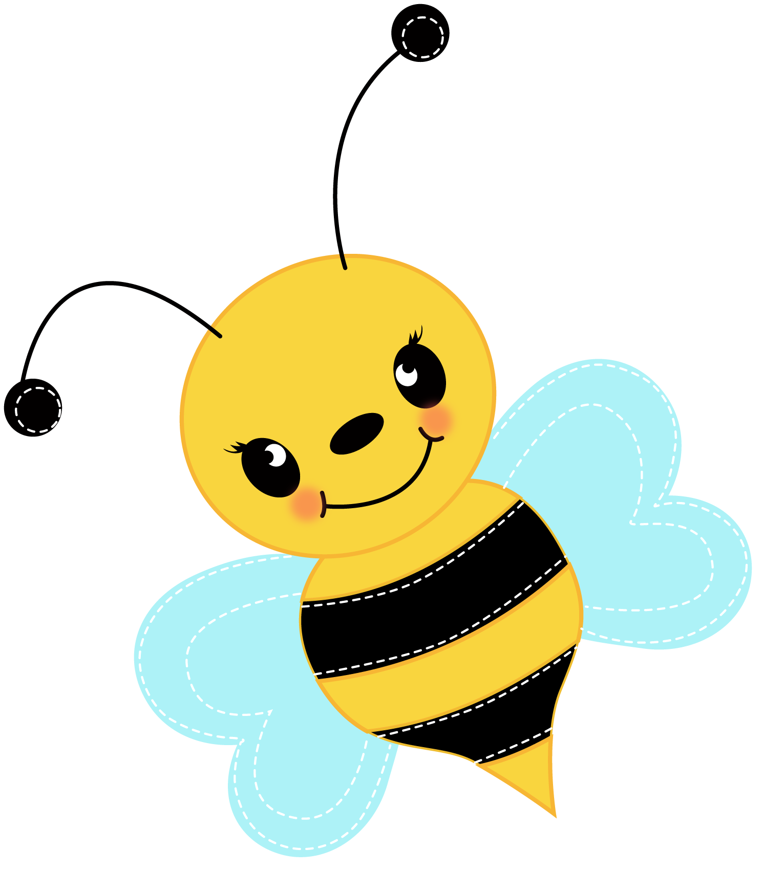free clipart bees cliparts co bee clipart panda bee clipart png