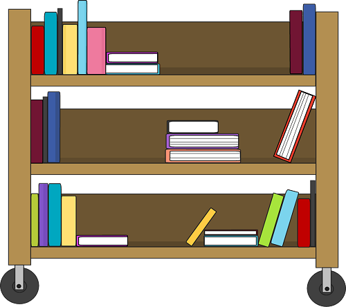 Pictures Of Library Shelves